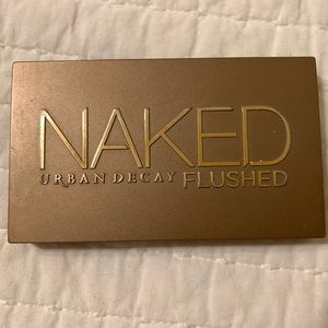 USED Urban Decay Naked Flushed Palette Naked
